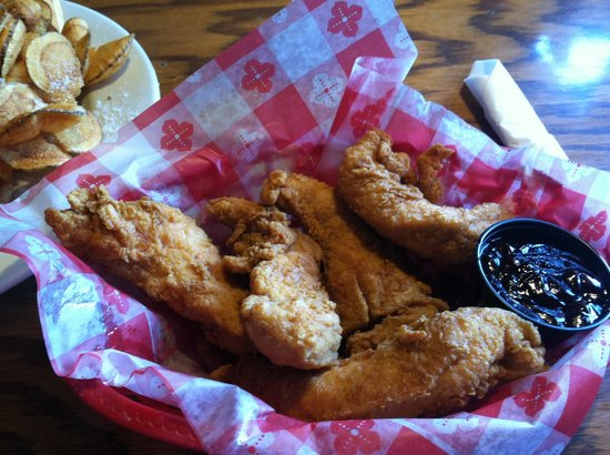 The Boathouse: Chicken Tenders