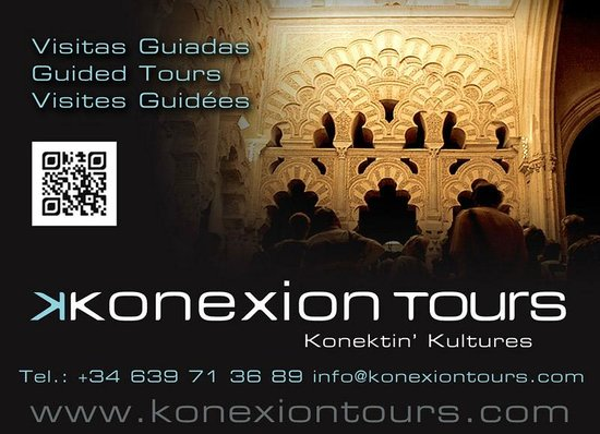 Konexion Tours - Cordoba: Visitas Guiadas - Guided Tours - Visites Guidées