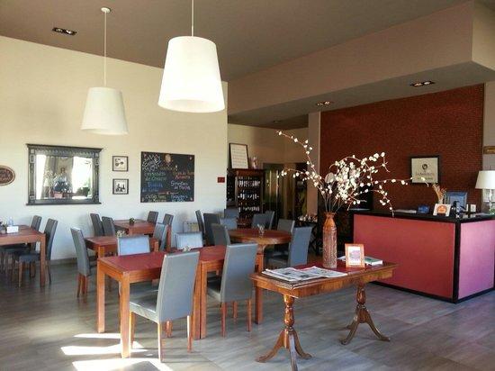 Las Bayas Hotel: Restaurante del hotel