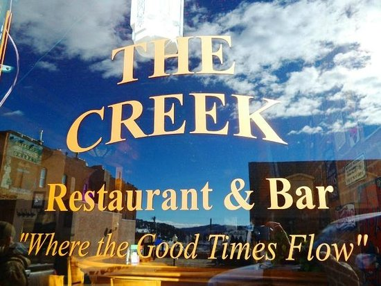 "The Creek : ""Where the Good Times Flow"""
