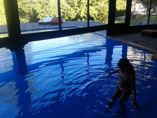 Penon Del Lago Lodge & Resort: el agua no está climatizada