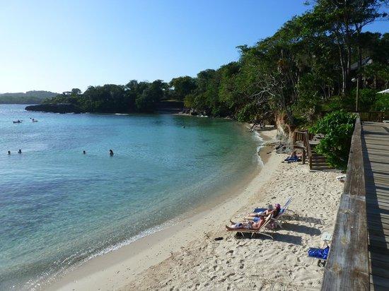 Media Luna Resort & Spa : The beach!