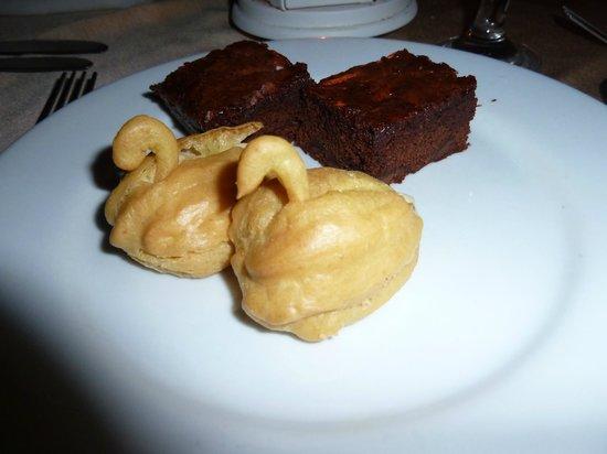 Media Luna Resort & Spa : desserts