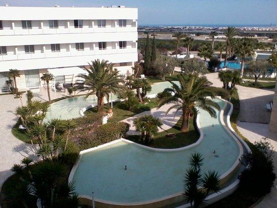 Regiohotel Manfredi: panorama