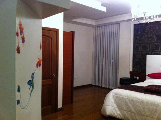 Sangay Spa Hotel : Room