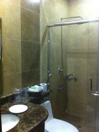 Sangay Spa Hotel : Bathroom