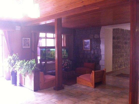 Sangay Spa Hotel : Reception