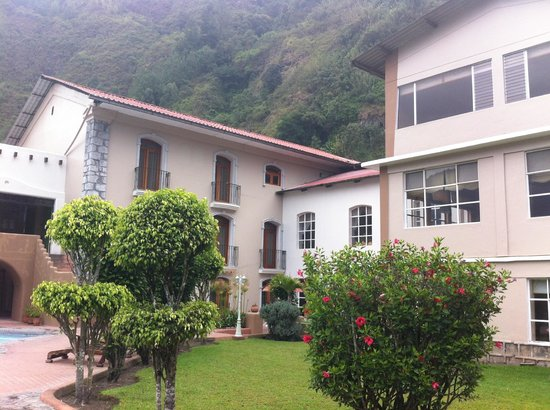 Sangay Spa Hotel: Exterior