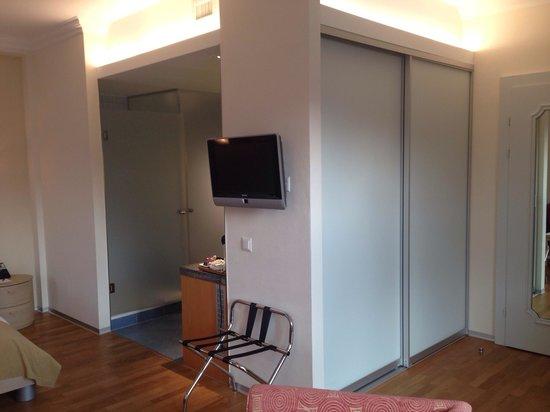 Hotel Eden: Zimmer