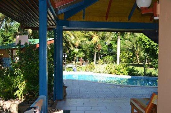 La Diguoise Guesthouse: piscine