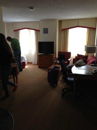 Residence Inn Washington, DC/Capitol : Room 802
