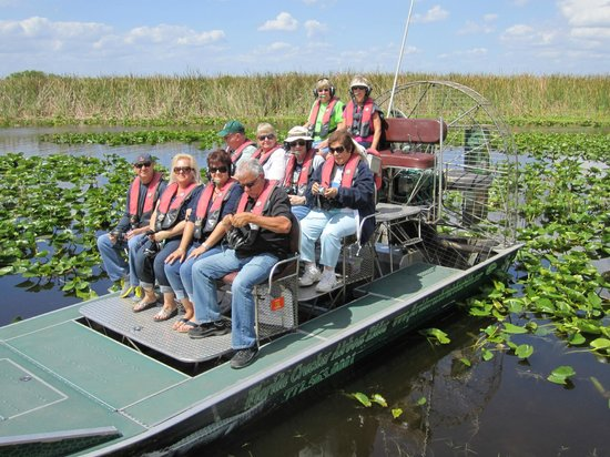 Florida Cracker Airboat Rides & Guide Service : FLORIDA CRACKER AIRBOAT RIDE