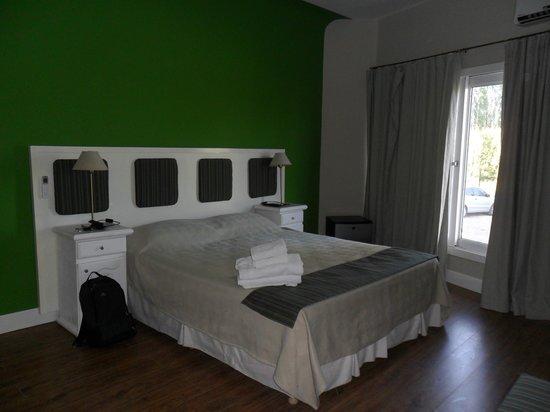 Villa Regina, Αργεντινή: Habitación