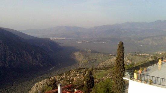 Aeolos Hotel: view room