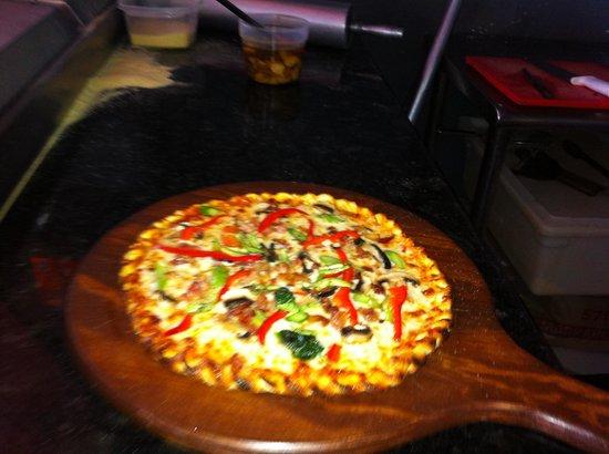 Padrino's Pizza Express: La mejor