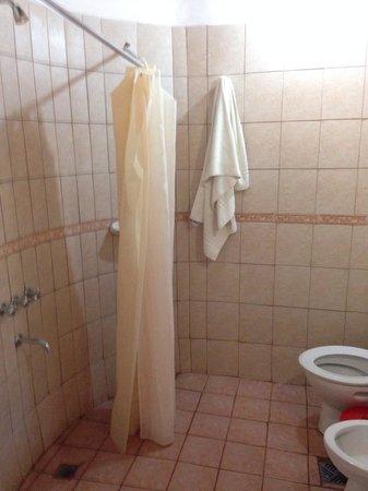 Hostal El Hospedaje: La salle de bain