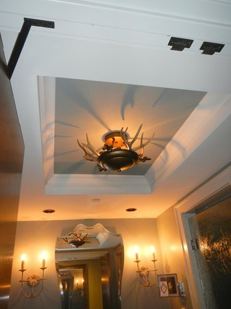 Grand Bohemian Hotel Asheville, Autograph Collection: ceiling in room