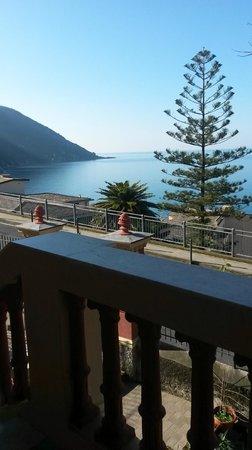 Villino El Seibo : vista dal terrazzino