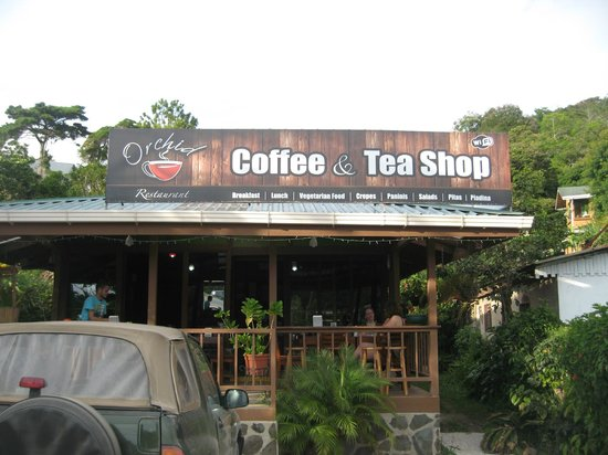 Orchid Coffee Shop: Orchid