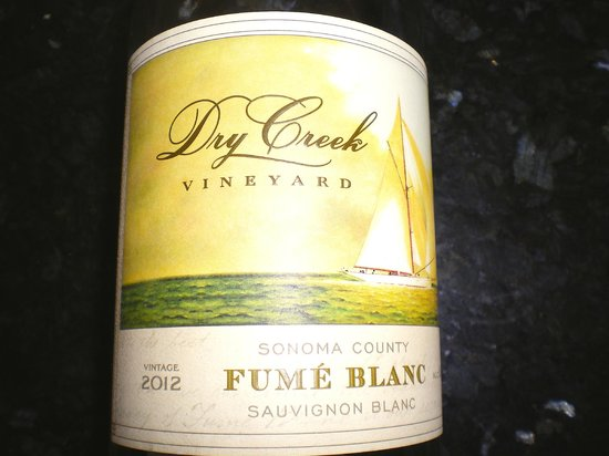 Dry Creek Vineyard: Fume blanc