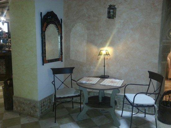 Hotel Argantonio: Precioso lugar.