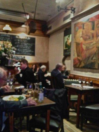 La Bouchee : View of the restaurant La Buchee