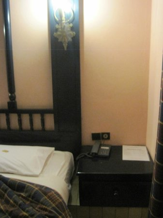 Hotel Karam Palace : Bedroom