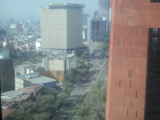 Krystal Grand Reforma Uno Mexico City: Decepcionante