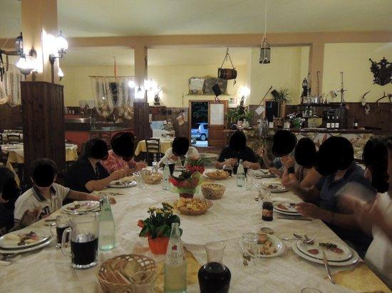 Montecassiano, Italy: INTERNO