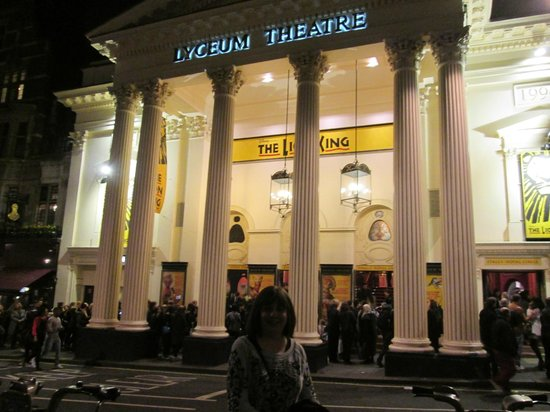 The Lion King : The Lyceum Theater