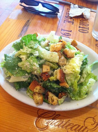 Fritto Misto: Salad Cesar