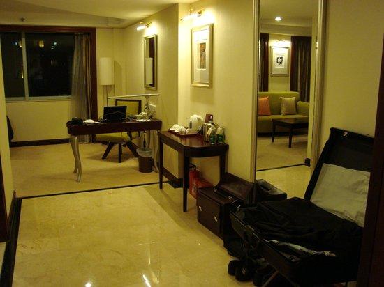Daysun Park Hotel: Sovdel