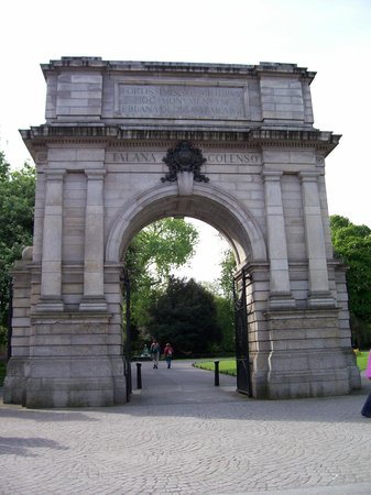 Fusilier's Arch: Fusiliers' Arch