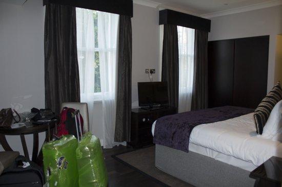 Fraser Suites Queens Gate: Muy buena ventilación e iluminación