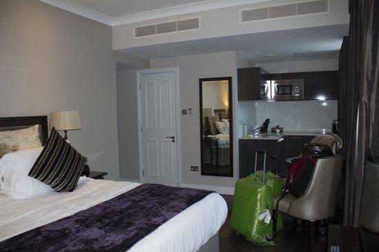 Fraser Suites Queens Gate: Instalaciones perfectas