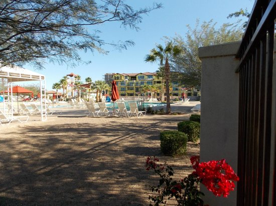 Cibola Vista: Pool