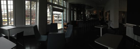 Le Meridien Dallas, The Stoneleigh: lobby bar