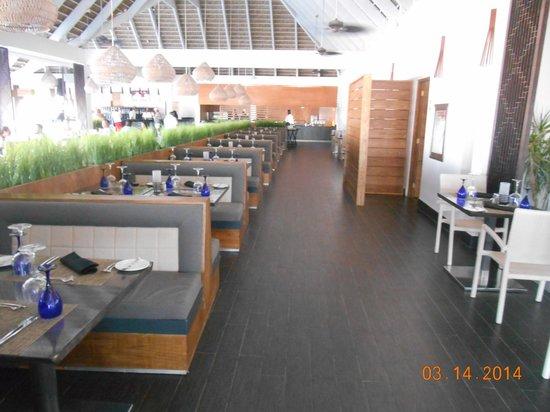 Meliá Caribe Tropical: Restaurant