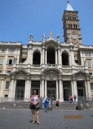 Basilica di Santa Maria Maggiore: Fachada