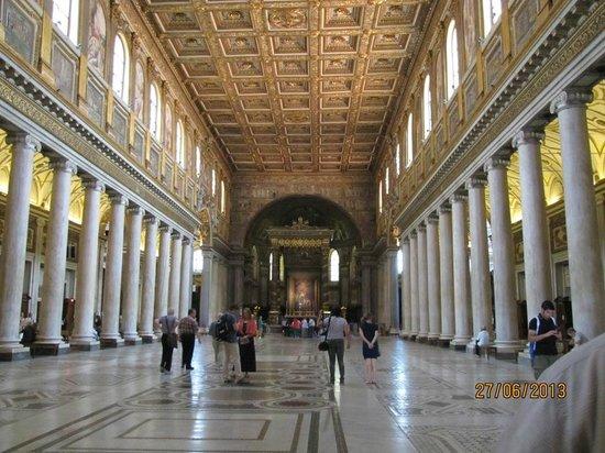 Basilica di Santa Maria Maggiore: Nave principal