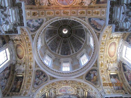 Basilica di Santa Maria Maggiore: Increible techo