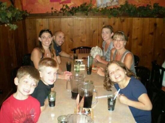 at Pizza Pub