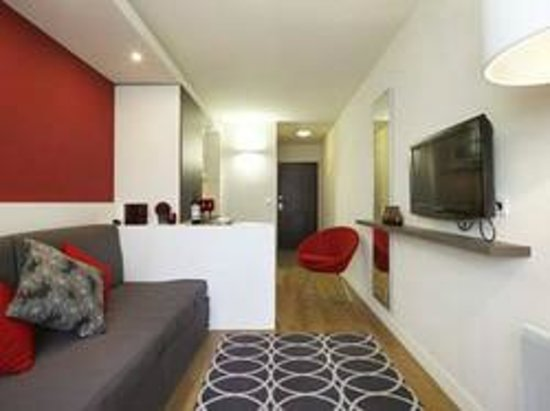 Citadines Maine Montparnasse : Studio room