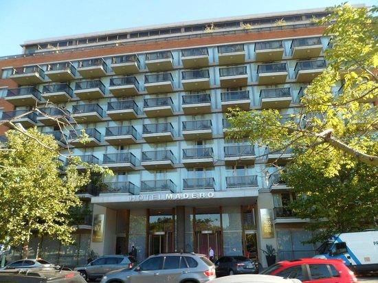 Hotel Madero: entrada do hotel