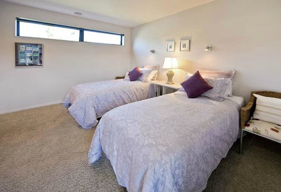Watea Boutique Bed and Breakfast: Pania can either be configured as a super king or two long singles