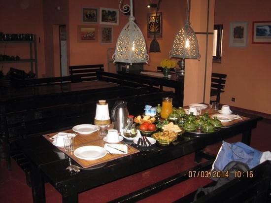 Hotel Tabarkat : Con mucho encanto