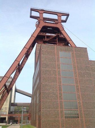 Zeche Zollverein Essen: Визитная карточка шахты Цольферайн