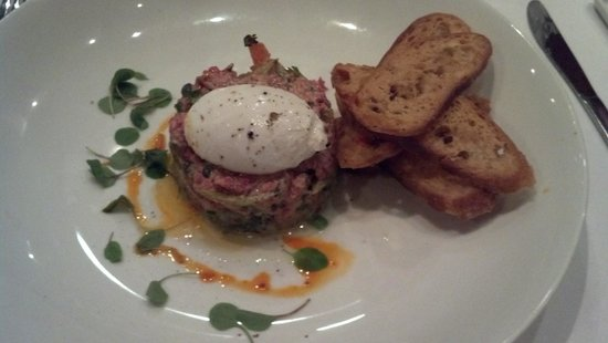 Mexique : The best beef tartar I've ever had
