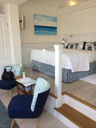 Trevose Harbour House : Our Room