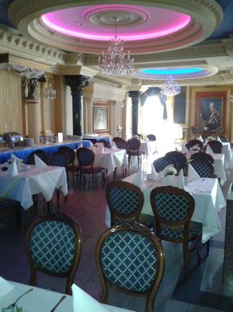 Hotel Venecia Palace: sala da pranzo